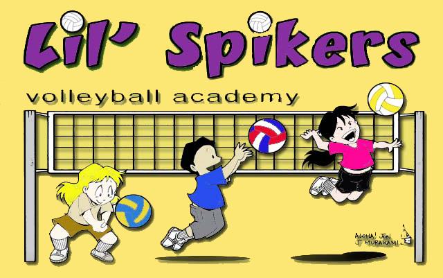 LilSpiker Volleyball Academy
